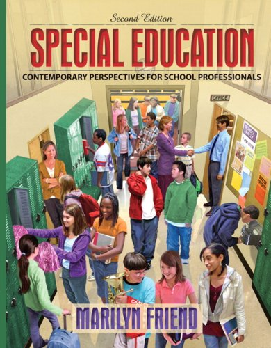 9780205505319: Special Education: Contemporary Perspectives for School Professionals (2nd Edition)