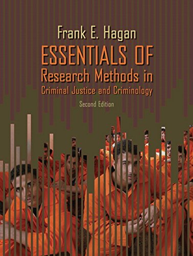 9780205507559: Essentials of Research Methods for Criminal Justice
