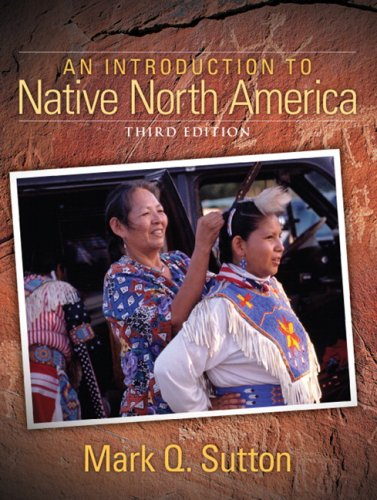 9780205510870: Introduction to Native North America, An (3rd Edition)