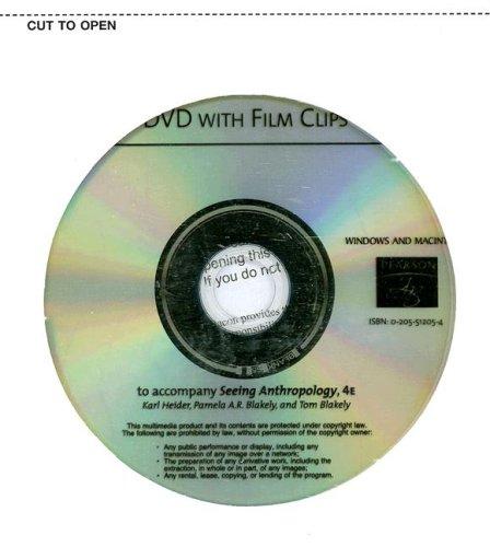 9780205512058: Ethnographic Film Clips (DVD)