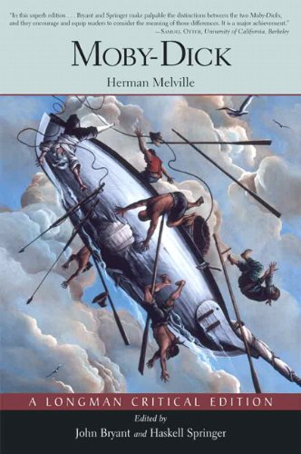 9780205514083: Moby-Dick: A Longman Critical Edition