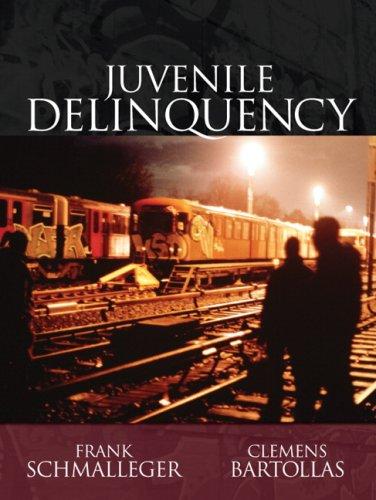 9780205515240: Juvenile Delinquency