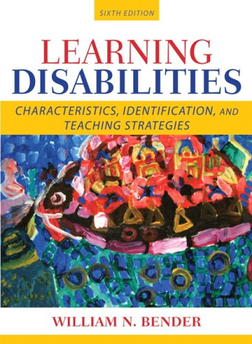 9780205515530: Learning Disabilities: Characteristics, Identification, and Teaching Strategies