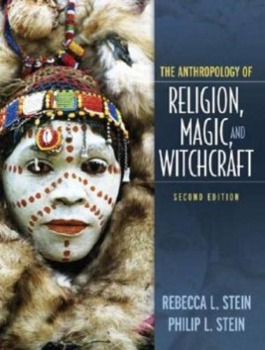 9780205516230: Anthropology of Religion, Magic, and Witchcraft (2nd Edition)