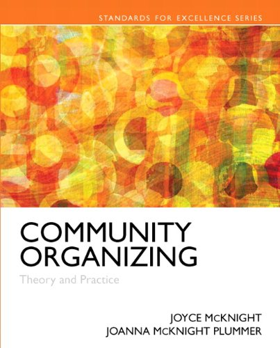 9780205516810: Community Organizing: Theory and Practice (Advancing Core Competencies)