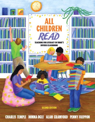 9780205517312: All Children Read: Teaching for Literacy in Today's Diverse Classroom (2nd Edition)