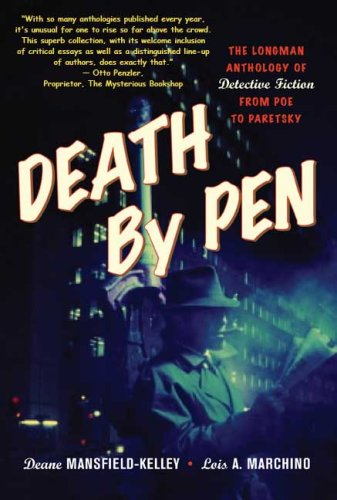 9780205518494: Death by Pen: The Longman Anthology of Detective Fiction from Poe to Paretzsky