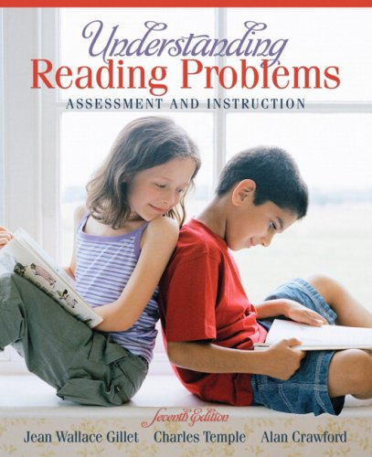 9780205520282: Understanding Reading Problems: Assessment and Instruction (7th Edition)