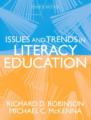 9780205520312: Issues and Trends in Literacy Education (4th Edition)