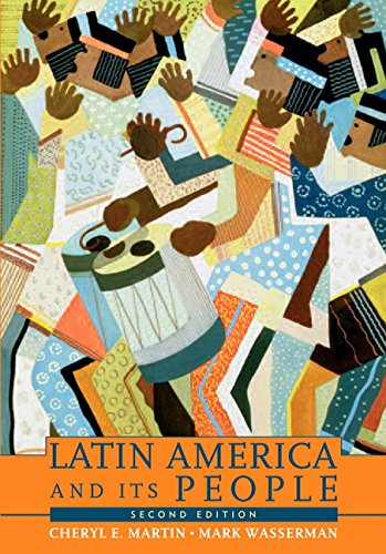 9780205520534: Latin America and Its People