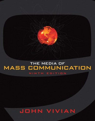 9780205521104: Media of Mass Communication, The (9th Edition)