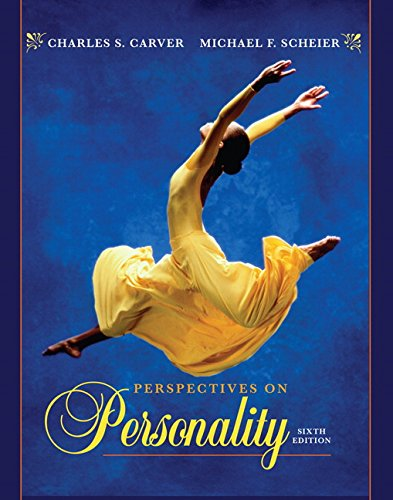 9780205522620: Perspectives on Personality (6th Edition)