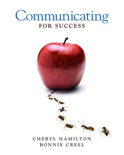 9780205524754: Communicating for Success