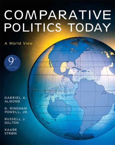 9780205529315: Comparative Politics Today: A World View, Books a la Carte Plus MyPoliSciKit