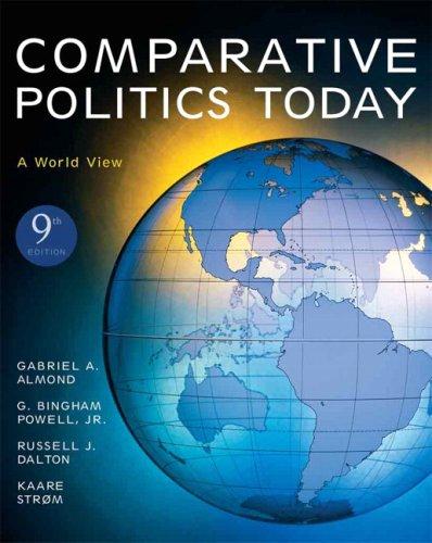 9780205529315: Comparative Politics Today: A World View (9th Edition)