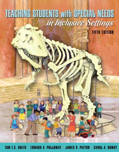 9780205530571: Teaching Students with Special Needs in Inclusive Settings (5th Edition)