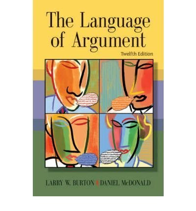 9780205530816: Language of Argument, The (12th Edition)