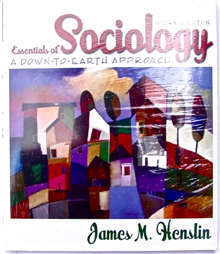 9780205531035: Essentials of Sociology: A Down-To-Earth Approach [With Access Code]