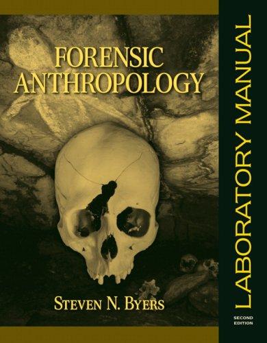 9780205532360: Forensic Anthropology Laboratory Manual