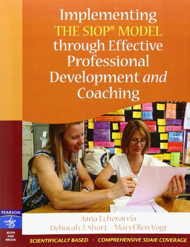 9780205533336: Implementing the SIOP Model Through Effective Professional Development and Coaching
