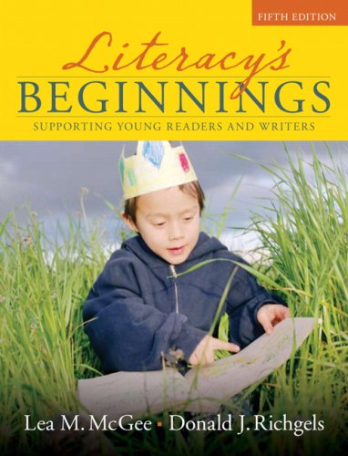 9780205533367: Literacy's Beginnings: Supporting Young Readers and Writers