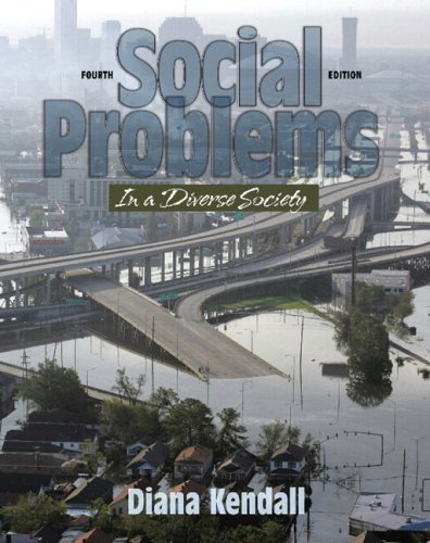 9780205536740: Social Problems in a Diverse Society (with Study Guide) (4th Edition)