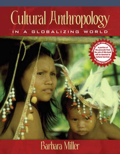 9780205540662: Cultural Anthropology in a Globalizing World