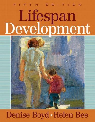 9780205540877: Lifespan Development (5th Edition)
