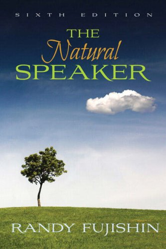 9780205543021: Natural Speaker, The (6th Edition)