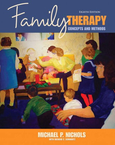 9780205543205: Family Therapy: Concepts & Methods (8th Edition)