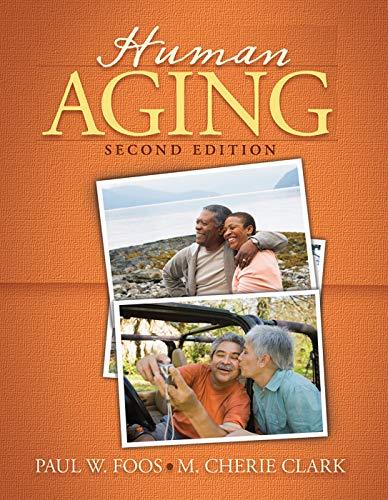 9780205544011: Human Aging