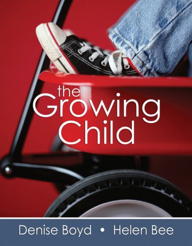 9780205545964: The Growing Child