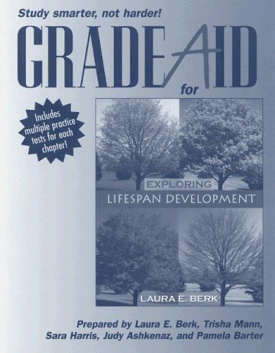 9780205547050: Grade Aid Workbook with Practice Tests for Exploring Lifespan Development