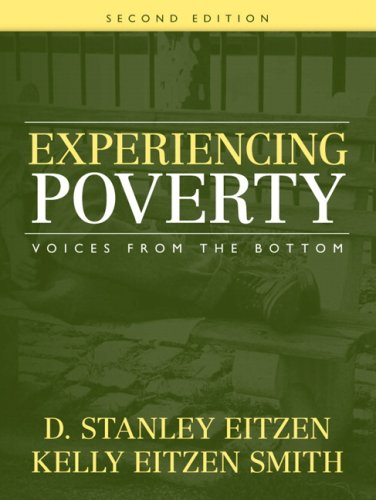 9780205547951: Experiencing Poverty: Voices from the Bottom (2nd Edition)