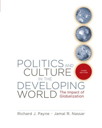 9780205550579: Politics and Culture in the Developing World (3rd Edition)