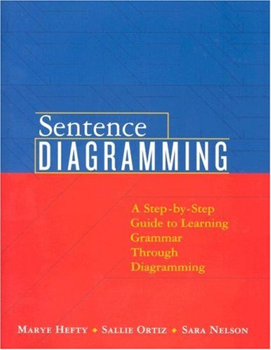 9780205551262: Sentence Diagramming: A Step-by-Step Approach to Learning Grammar Through Diagramming