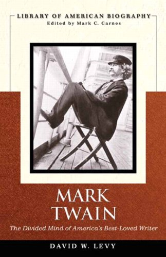Mark Twain: The Divided Mind of America's: Levy, David W.