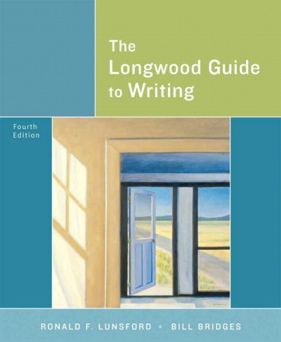 9780205553761: The Longwood Guide to Writing (4th Edition)