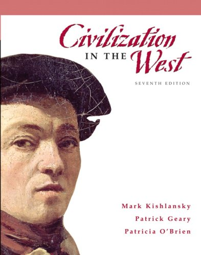9780205556847: Civilization in the West, Combined Volume (7th Edition)