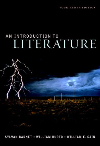 9780205557028: Introduction to Literature, An (with Writing about Argument: The Craft of Argument)