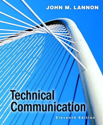 9780205559572: Technical Communication (11th Edition)