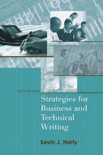 9780205562060: Strategies for Business and Technical Writing (6th Edition)