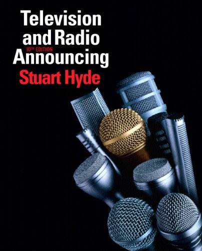 9780205563074: Television and Radio Announcing (book alone) (10th Edition)