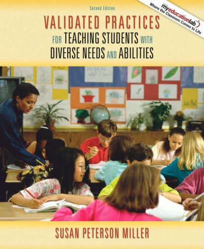 9780205567478: Validated Practices for Teaching Students with Diverse Needs and Abilities (2nd Edition)
