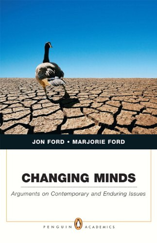9780205568130: Changing Minds (Penguin Academics Series): Arguments on Contemporary and Enduring Issues