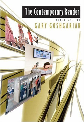 9780205568222: The Contemporary Reader, 9th Edition