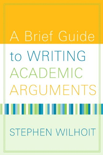 9780205568611: A Brief Guide to Writing Academic Arguments