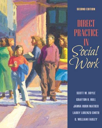 9780205569380: Direct Practice in Social Work (2nd Edition)