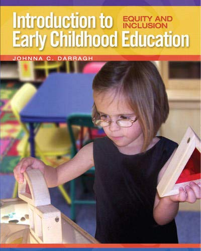 9780205569540: Introduction to Early Childhood Education: Equity and Inclusion