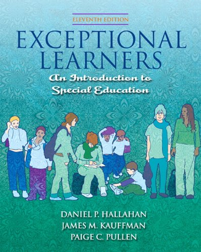 9780205571048: Exceptional Learners: Introduction to Special Education (11th Edition)